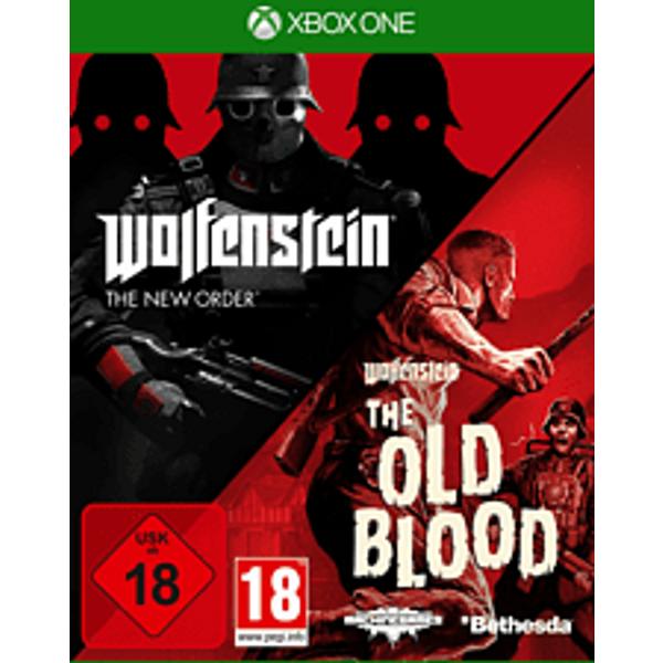 Wolfstein pack de 2 - The New Order & The Old Blood (EN)
