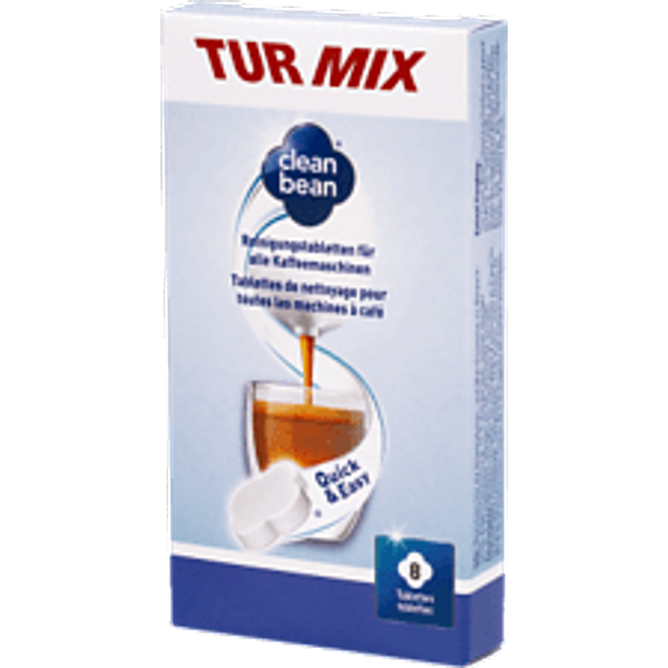 Turmix Coffee Machine Cleaning Tabs (A11481)