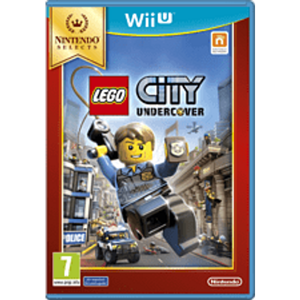 Wii U - Selects Lego City Undercover Box (2327347)