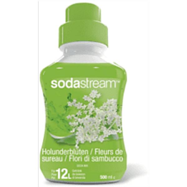 SodaStream Elderflower Mix