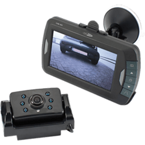 CALIBER CAM401 - Caméra de récul (-)