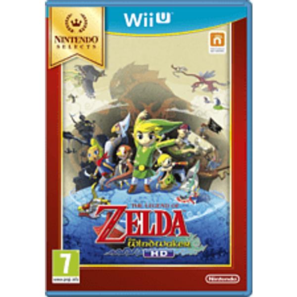 Wii U - Legend of Zelda: The Wind Waker HD /F