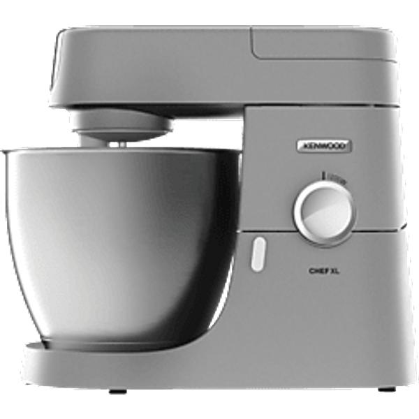 KENWOOD Chef XL KVL4100S - Küchenmaschine (Silber)