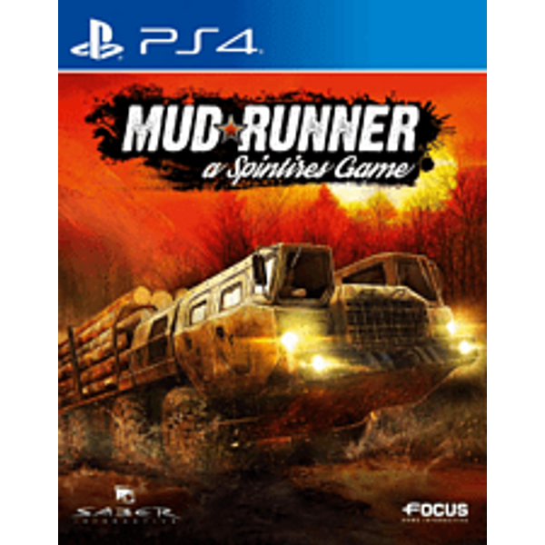 PS4 - Spintires: MudRunner E/D Box