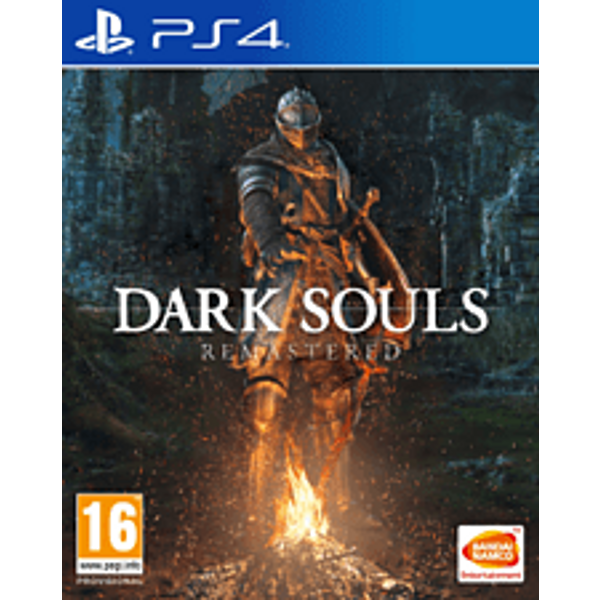 Bandai Namco Dark Souls: Remastered, Ps4, De, Fr, It