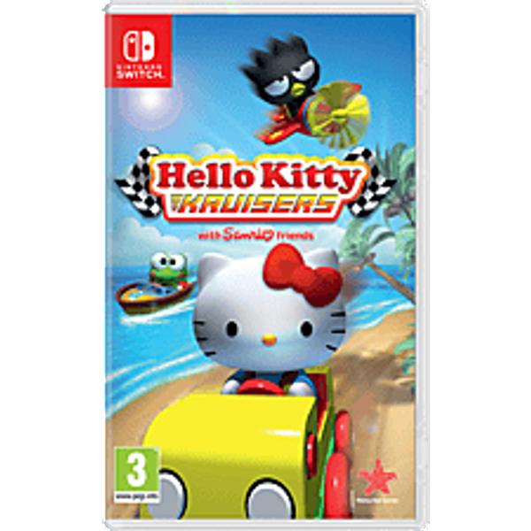 Switch - Hello Kitty Kruisers /Multilingue