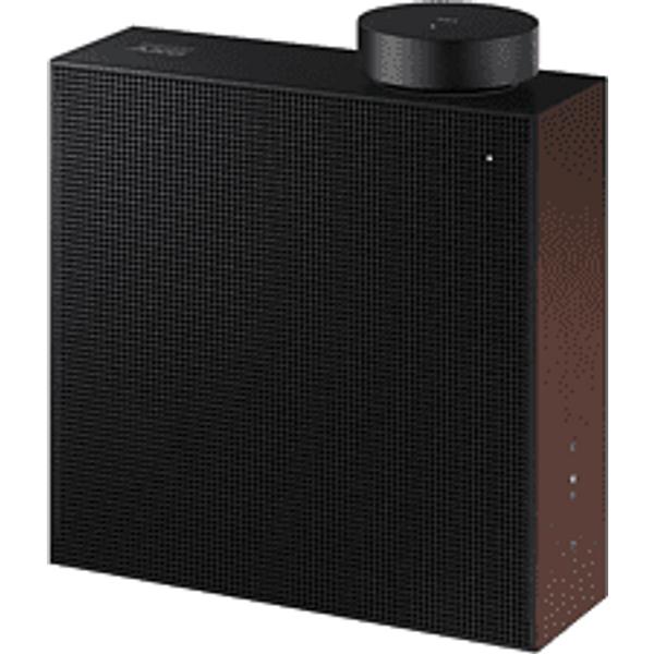 SAMSUNG VL350/EN - Multiroom Lautsprecher (Schwarz/braun)