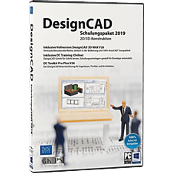 PC - DesignCAD Schulungspaket 2019 /D
