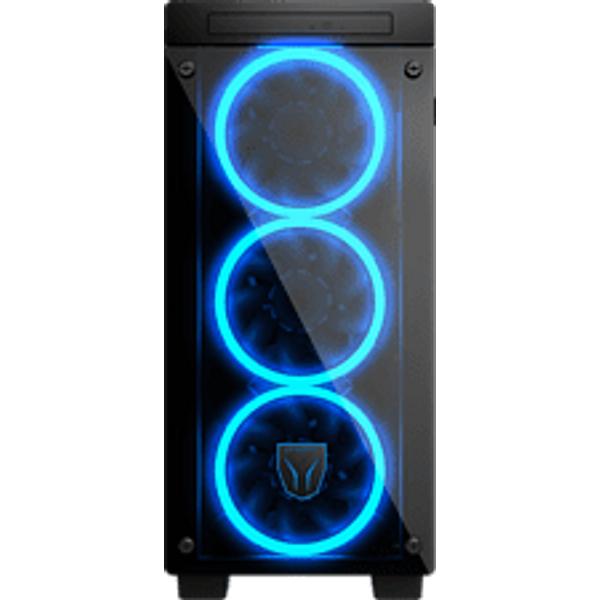 MEDION ERAZER® X67083 - Gaming PC (Schwarz)
