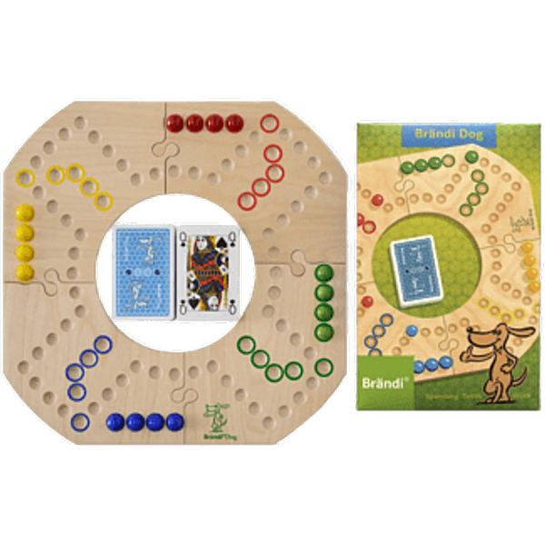 BRÄNDI Dog version de base (2-4 joueurs)