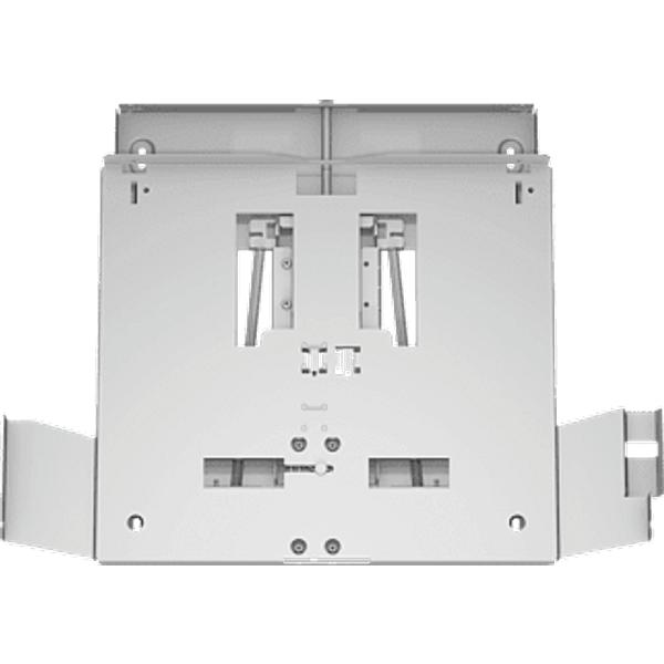 Siemens - cadre d'abaissement pour hotte - lz46600