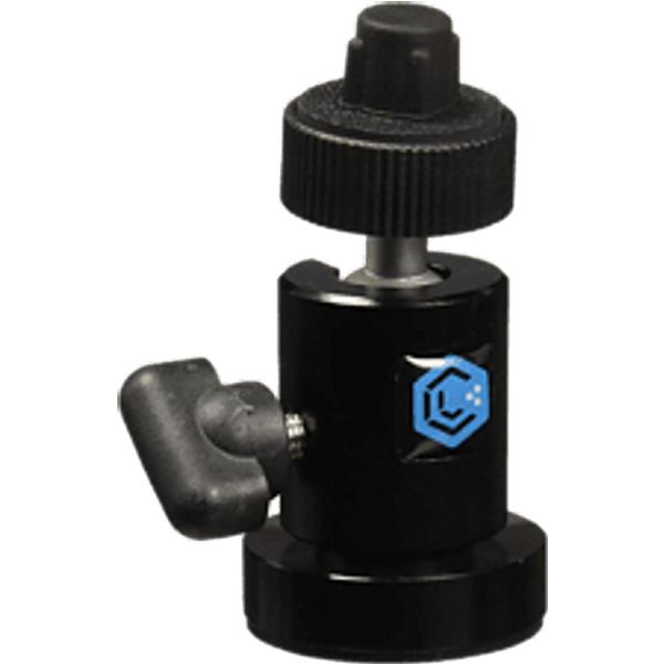 LUME CUBE LC-BHMM55 - Kugelkopf mit Magnethalterung (Schwarz)