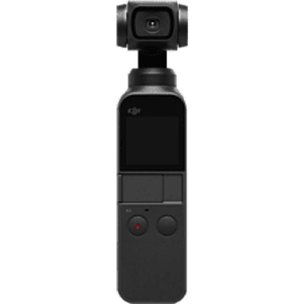 DJI OSMO POCKET - Actioncam (Schwarz) (CP.ZM.00000097.01)