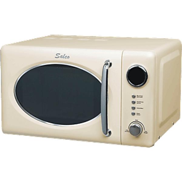 SALCO Mikrowelle SRM-20.6G, 800 W, mit Grill