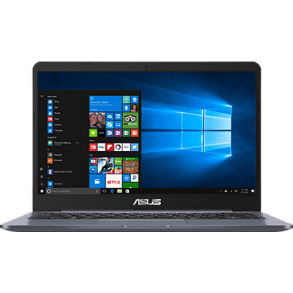 """ASUS R420MA-BV205TS - Notebook (14 """", 128 GB eMMC, Grau)"""
