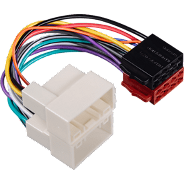 HAMA 00107258 - Adaptateur automobile (Multicolore)