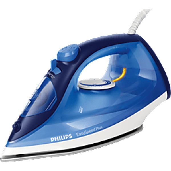 PHILIPS EasySpeed Plus GC2145/21 - Fer à vapeur (Bleu/Blanc)
