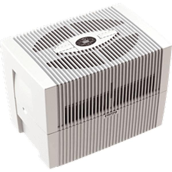 Venta LW45 Comfort Plus Luftbefeuchter & Luftwäscher brillant weiss