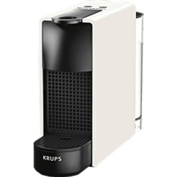 KRUPS Essenza Mini XN1101 - Nespresso Maschine (White)