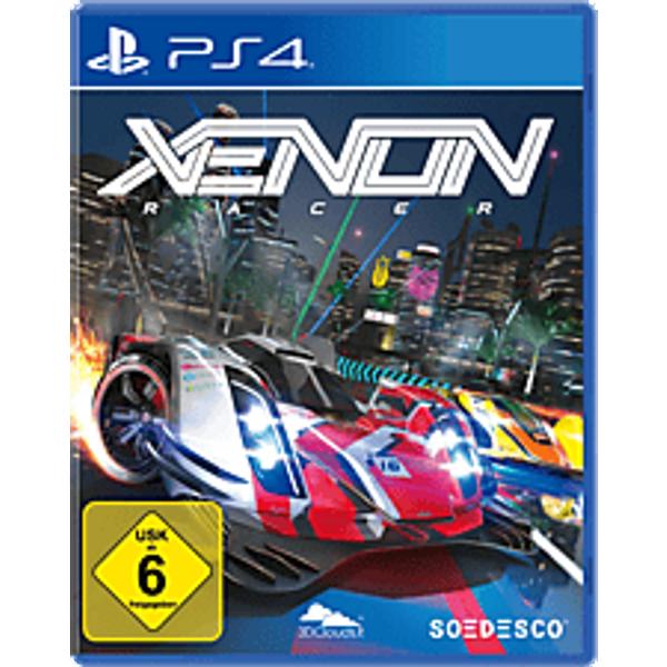 PS4 - Xenon Racer /D