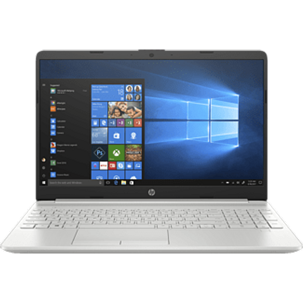 "HP 15-dw0204nz - Notebook (15.6 "", 256 GB SSD, Silber)"