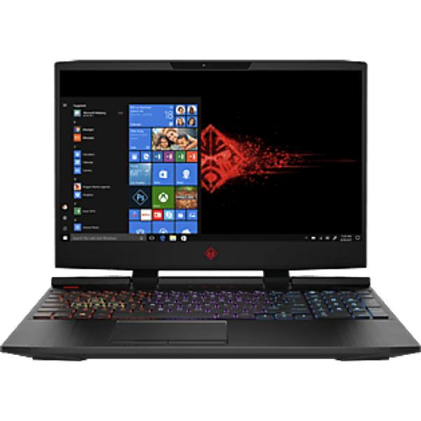 "HP OMEN 15-DC1894NZ - Gaming Notebook (15.6 "", 512 GB SSD + 1 TB HDD, Schwarz)"