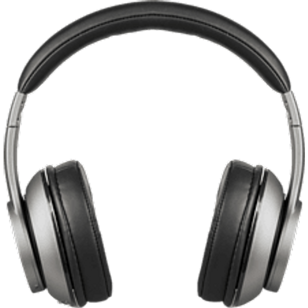 ISY IBH 6500 - Casque Bluetooth (On-ear, Titane)