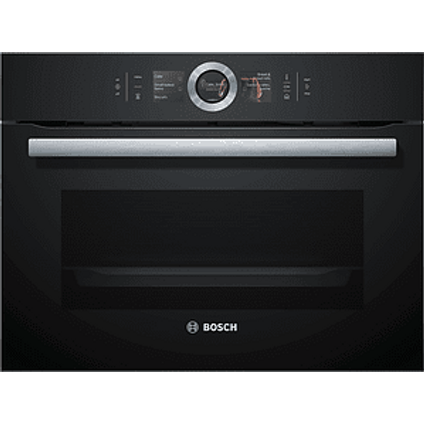 Bosch Csg656Rb7 - Einbaubackofen mit Dampffunktion ()