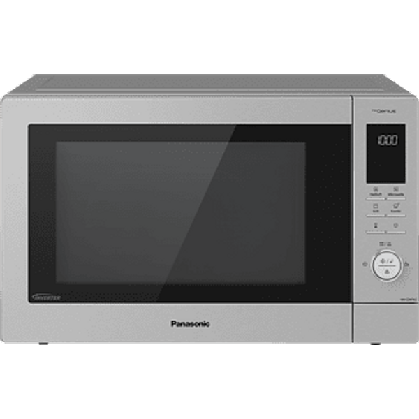 PANASONIC NN-CD87KSWPG - Micro-ondes avec fonctions Grillade & Air Chaud ()