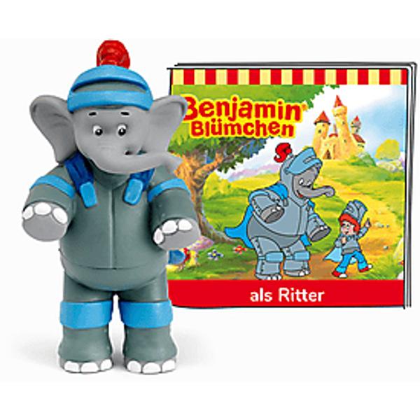 TONIES Benjamin Blümchen - Als Ritter [Version allemande] - Figurine avec fonction sonore