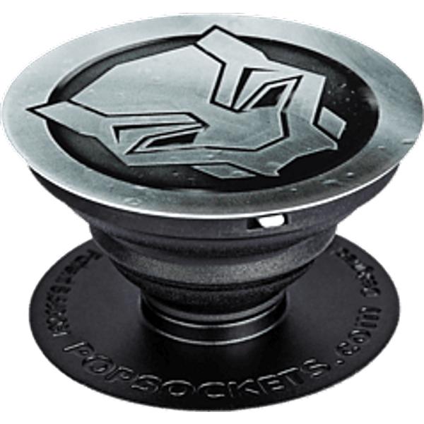 POPSOCKETS Black Panther Fingerhalter (Schwarz, Grau)