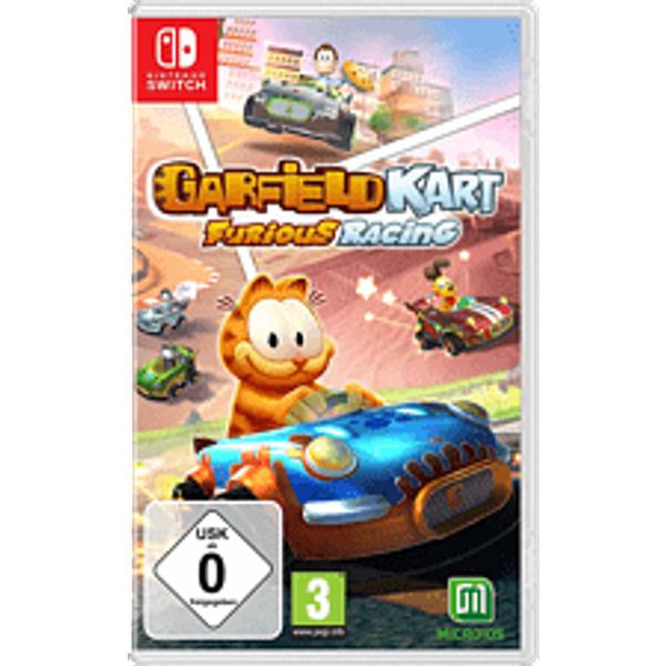 Switch - Garfield Kart: Furious Racing /D