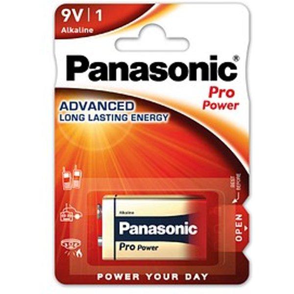Panasonic Alkaline Pro Power