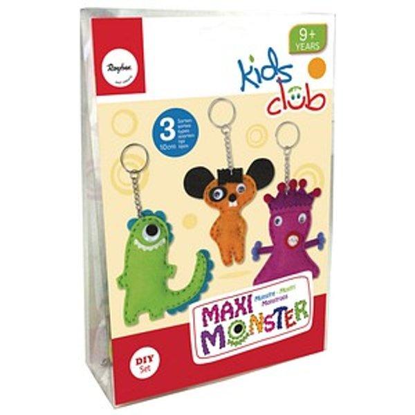 Rayher Nähset Monster Maxi