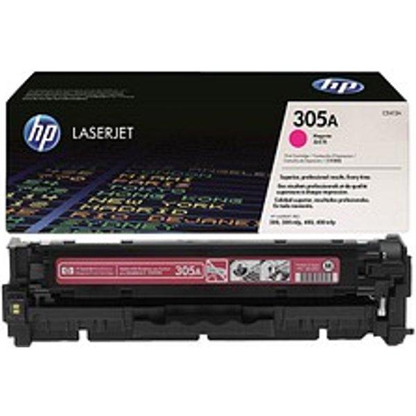 HP 305A, Original Toner, Magenta, 1er-Pack, CE413A