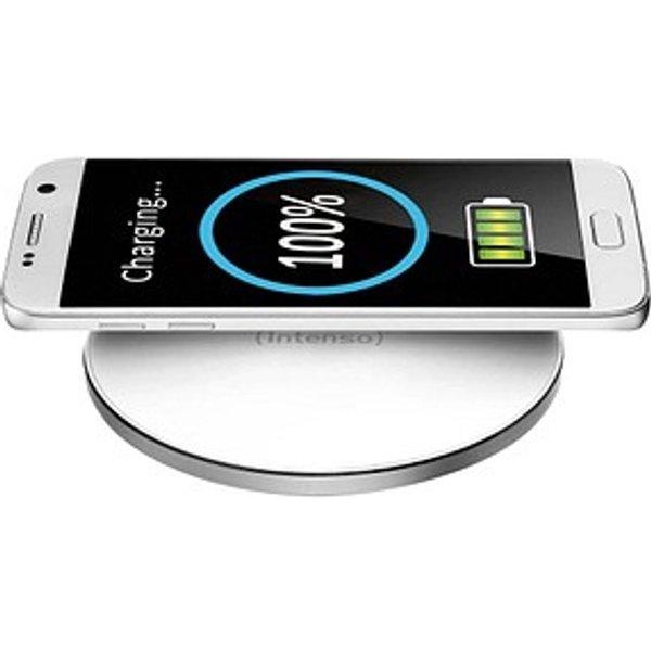 INTENSO WA1 Chargeur sans fil (2000 mA, Micro USB)