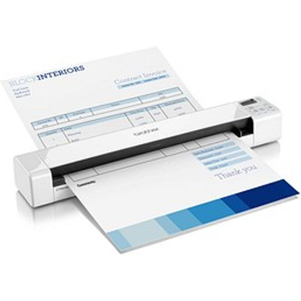 BROTHER DS-820W Scanner mobile (Blanc) (DS820WZ1)