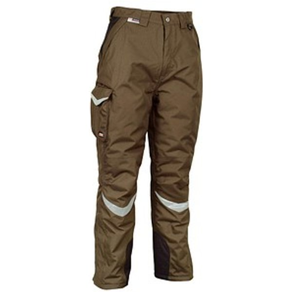 Cofra Winter Frozen pantalon de travail Boue 46