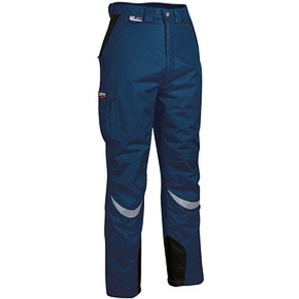 Cofra Winter Frozen pantalon de travail Bleu 46