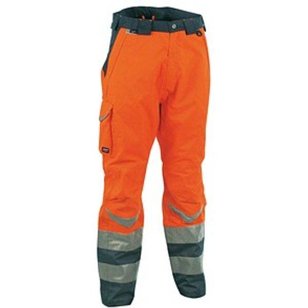 Pantalon de travail haute visibilité Cofra Safe Orange 50