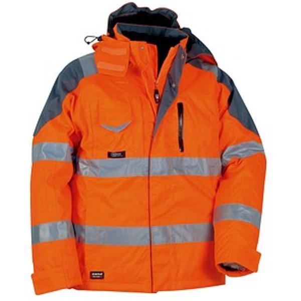 Veste de travail Cofra High Visibility Rescue Orange 46