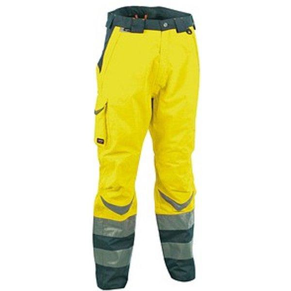 Pantalon de travail haute visibilité Cofra Safe Jaune 60