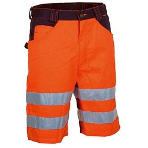 Short de travail haute visibilité Cofra Visible Orange 46