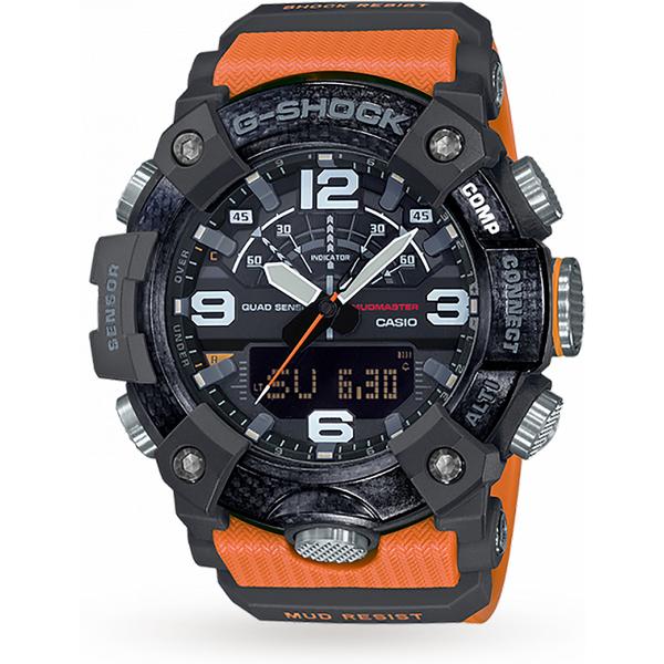 G-Shock Mudmaster Bluetooth Quad Sensor Mens Watch