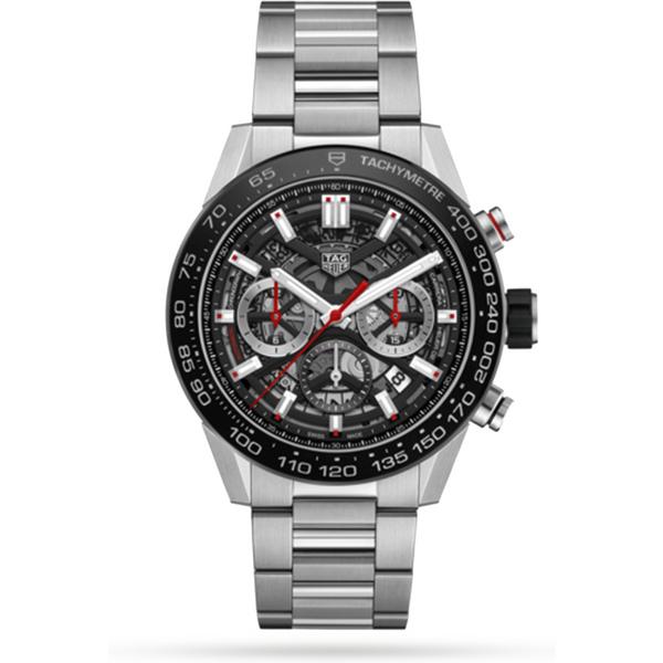 TAG Heuer Watch Carrera Calibre Heuer 02