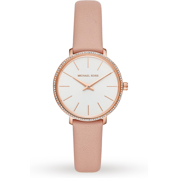 Michael Kors Pyper Pink Ladies Watch MK2803