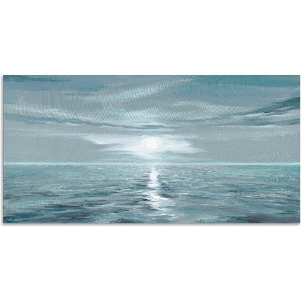 Artland Wandbild »Eisblaues Meer«
