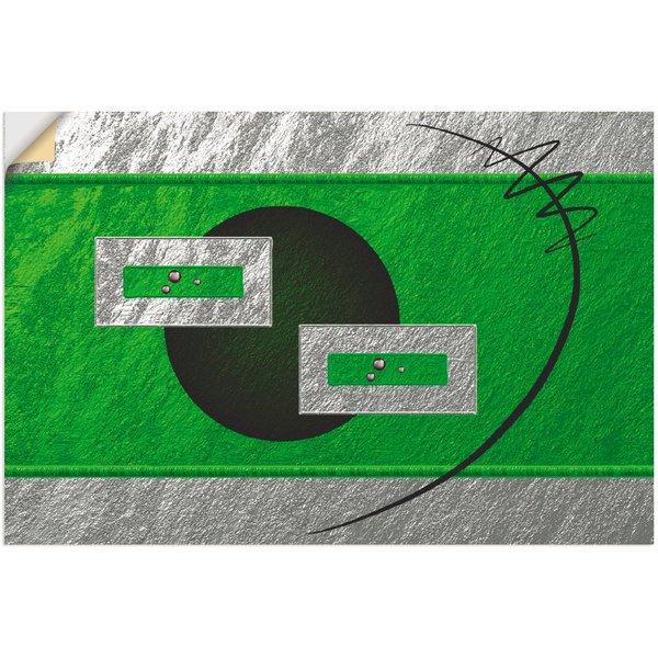 Artland Wandbild »Modern VII«