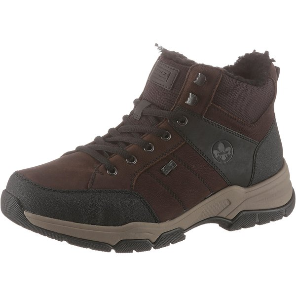 Rieker Lace-up Boots red 10.5