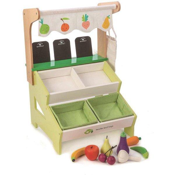Marktstand, tender leaf toys, »Bauern Marktstand«